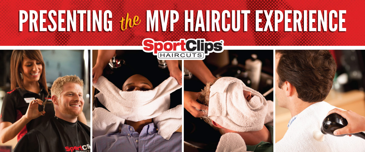 The Sport Clips Haircuts of Woodruff MVP Haircut Experience